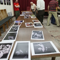 Photos from the judging
